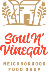 Soul N' Vinegar: Footer
