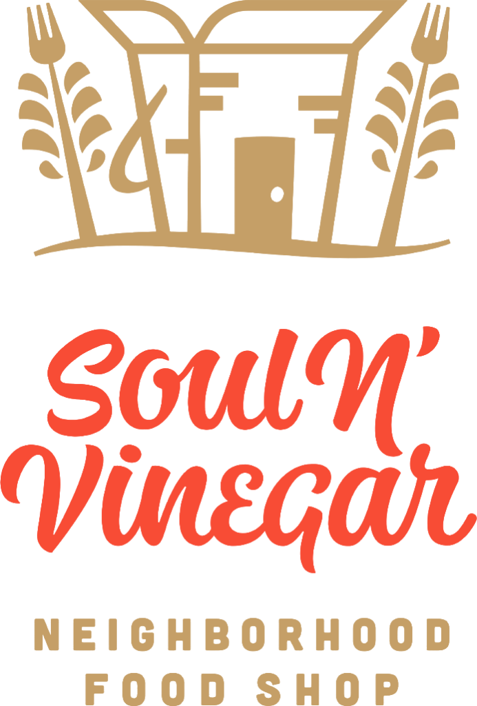The Soul N Vinegar logo.