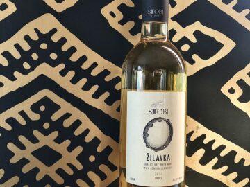 Stobi Zilavka White Wine